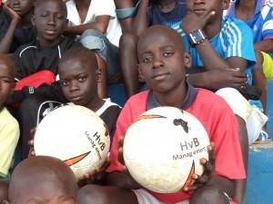 Onze ballen