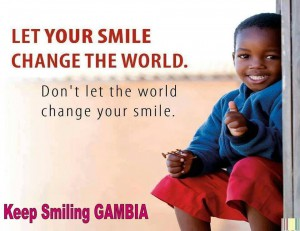 Gambia Smile